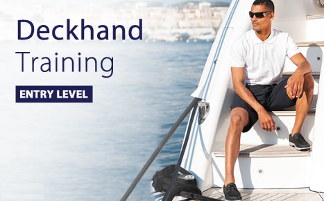 Deckhand Training