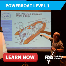 RYA Powerboat 1