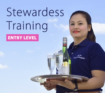 Stewardess Training